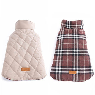Reversible Dog Jacket