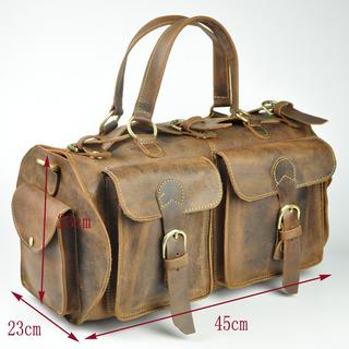 Genuine Leather Travelling Bag