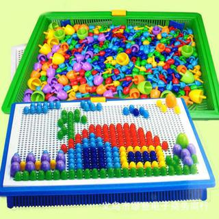 296 Piece Plug board set