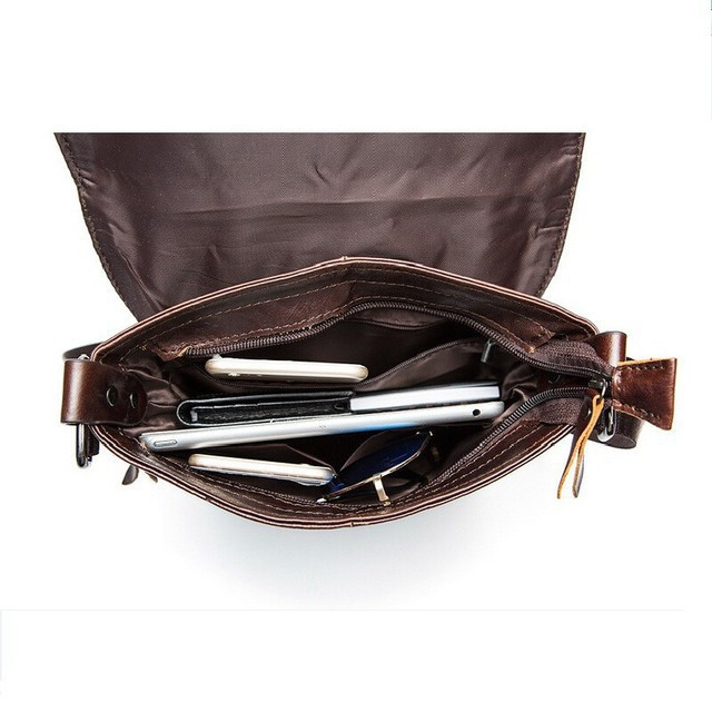 2b827d0d9de4 Genuine leather shoulder bag - The Beauty Closet Limited