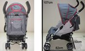 5 Position Baby Stroller
