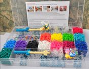 4200 pc Mega-Loom Band set